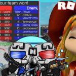 Roblox Energy Assault GUI Script gameplay
