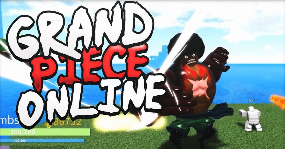 Roblox Grand Piece Online GUI Script gameplay