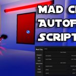 Roblox Mad City GUI Script