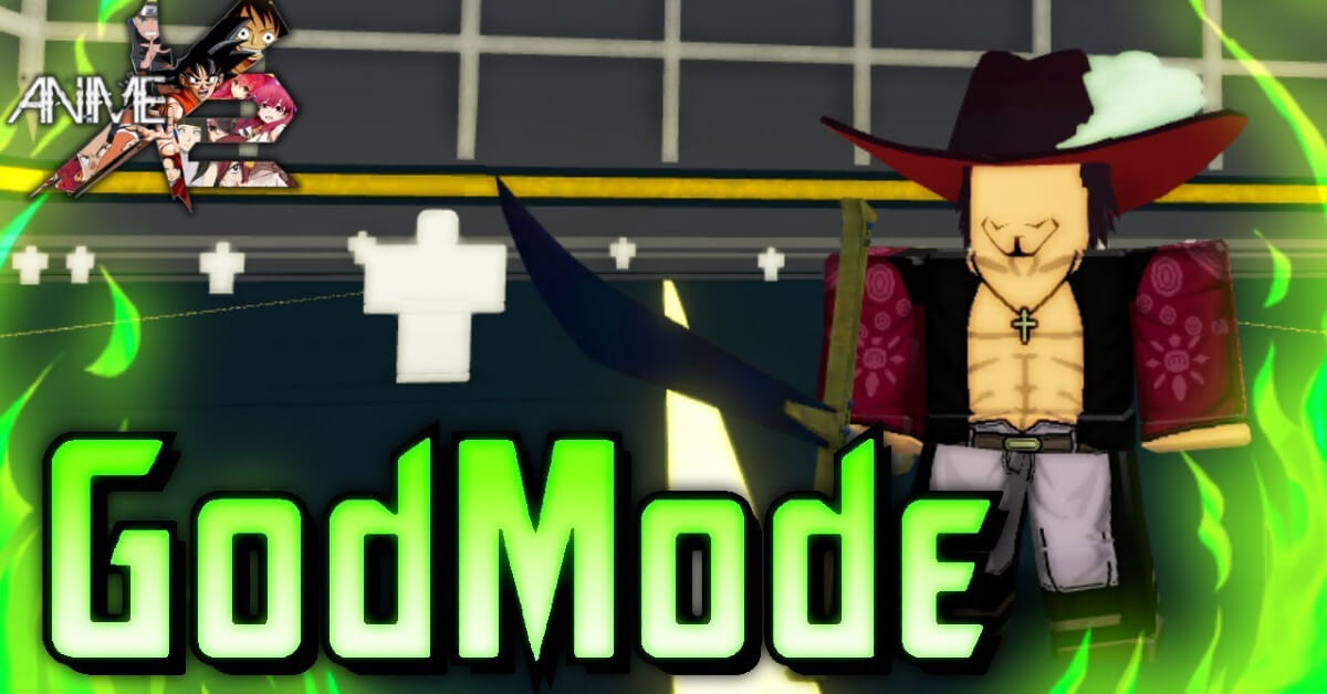 Roblox Two-Piece God Mode Script gameplay