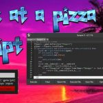 Roblox Work at Pizza Place Script gameplay