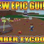 Lumber Tycoon 2 Blood GUI Script