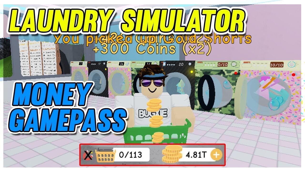 Roblox Laundry Simulator Script