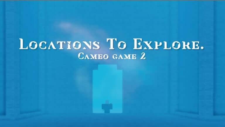 Roblox Cameo Game 2 No Cooldown Script
