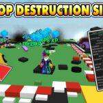 Destruction Simulator GUI Script